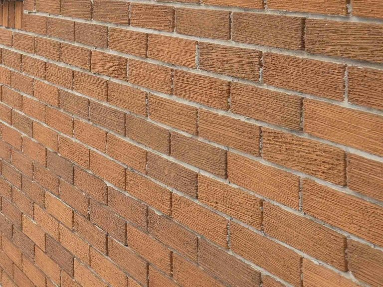 Why is brick the best cladding material